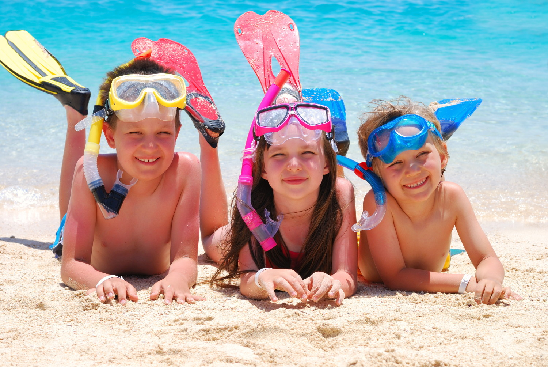 Vacanze mare bambini